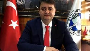 """TÜM HALKIMIZI 1 MAYIS'I KUTLAMAYA DAVET EDİYORUZ"""""""