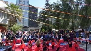 Rize' de Kreş Çocuklarından 23 Nisan Etkinliği...
