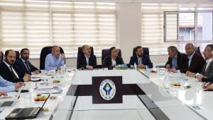 Ayder Dönüşüm ve Rize Kentsel Dönüşüm Konularının Görüşülmesi İçin Toplantı Düzenlendi