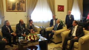 Başkan Köse, Kılıçdaroğlu'nu Ziyaret Etti