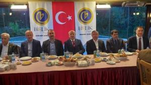 Birlik Vakfı Ankara şubesinin iftar proğramı yapıldı.
