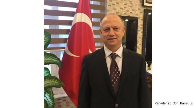 Ereğli Kaymakamı Çorumluoğlu'nun 19 Mayıs mesajı