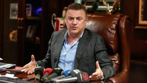 Hasan Kartal, Galatasaray Maçı Sonrası Basın Toplantısı Düzenledi.