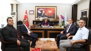 Karabük ve Safranbolu PTT'den Başkan Köse'ye Ziyaret