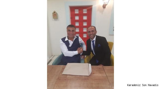 Ünlü İşadamı Sedat Peker, Gebze'ye iftar için geldi