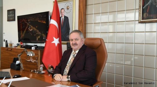 Kayseri OSB Yönetim Kurulu Başkanı Tahir Nursaçan'ın Ramazan Bayramı Mesajı