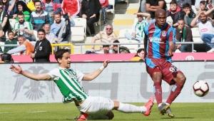 Konyaspor 2-2 Trabzonspor