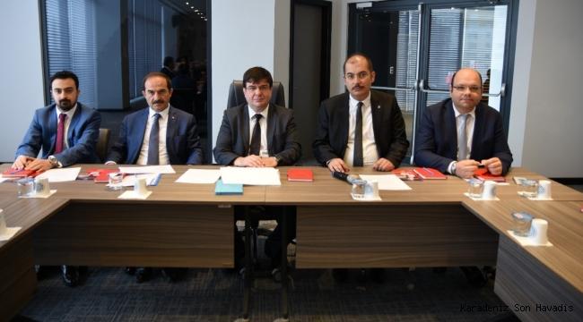 KTO'da İl KÜSİ Planlama ve Geliştirme Kurulu Toplantısı Yapıldı