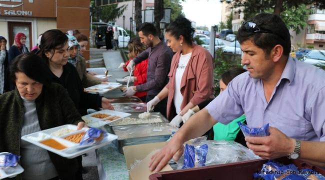 Mahalle İftarları Atatürk ve Yeni Mahalle İle Devam Etti