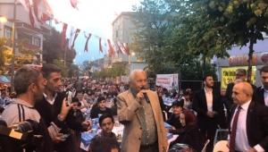 Başkan Posbıyık Büyükçekmece Belediyesinin iftarına katıldı
