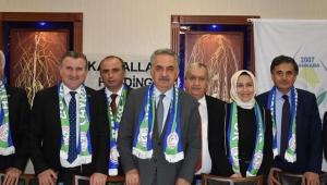 RiDEF'in geleneksel iftarı Ankara'da yapıldı