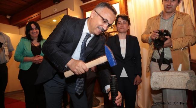 Rize'de Müzeler Günü Kutlandı