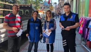 RİZE EMNİYETİ TOPLUM DESTEKLİ POLİSLERİ RİZE HALKIYLA EL ELE