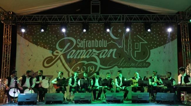 Safranbolu'da Hafta Sonu Ramazan Coşkusu