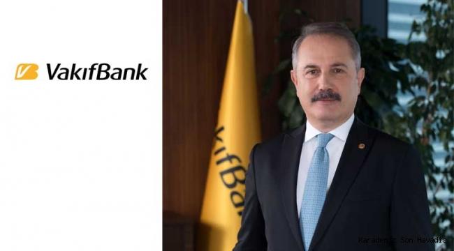 VakıfBank'ın yeni Genel Müdürü Abdi Serdar Üstünsalih