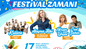 Başkan Yanmaz'dan Festivale Davet