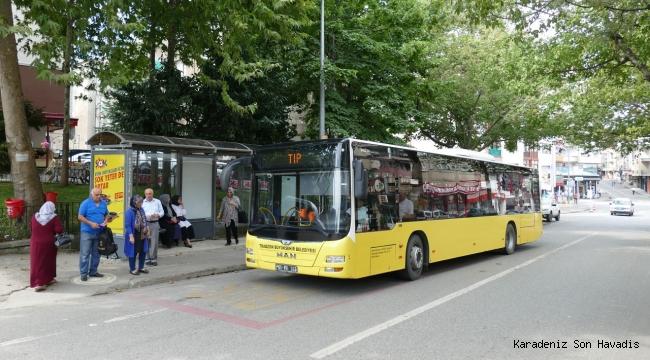 Büyükşehir'den YKS'ye gireceklere ücretsiz ulaşım kolaylığı