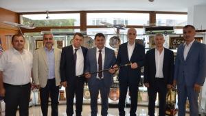 GMİS'TEN TÜRK-İŞ GENEL BAŞKANI ATALAY'A ZİYARET
