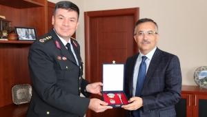 Jandarma Teşkilatı 180. Kuruluş Yıldönümünü Kutluyor