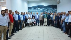 KDZ. EREĞLİ BELEDİYESPOR'A YENİ YÖNETİM