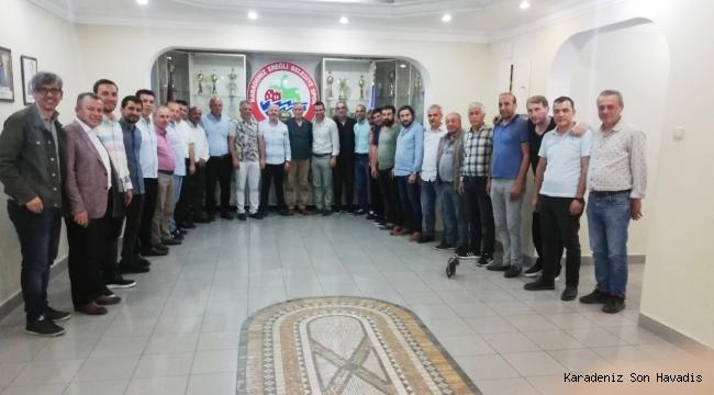 KDZ.Ereğli Belediyespor'da görev bölümü açıklandı