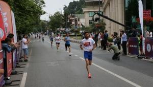 Koşu Heyecanı Dünyayla Birlikte Beykoz'da Yaşandı