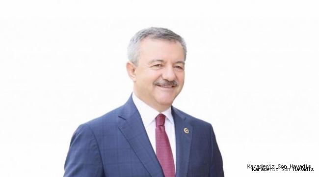Polat Türkmen öğrencilerin Karne sevincini kutladı, sınavda başarı diledi