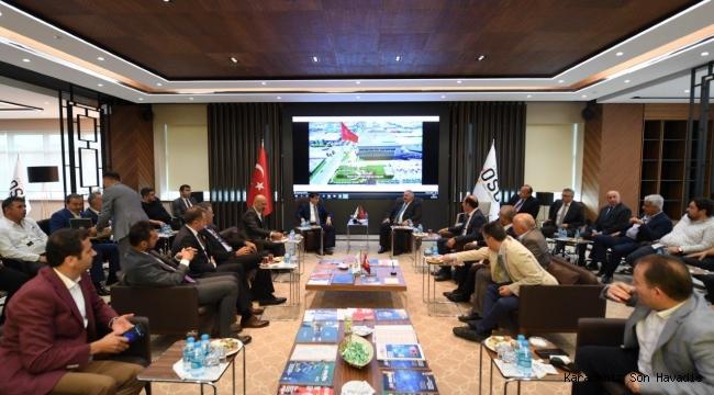 Türkiye'nin Önde Gelen Mobilya Üreticilerinden Kayseri OSB'ye Çıkarma