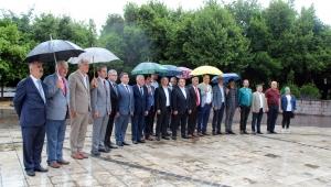 Uzun Mehmet'in kömürü buluşunun 190. yılı törenle kutlandı