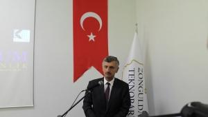 Vali Erdoğan Bektaş Teknopark' ta