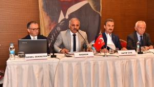 Zorluoğlu, Doğu Karadeniz Belediyeler Birliği Başkanlığına Seçildi.