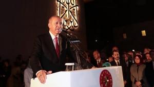 """""""15 Temmuz, tıpkı İstiklal Harbimiz gibi, Türk milletinin topyekûn dirilişidir"""""""