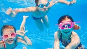 Çocuklarda Yüzme, Obeziteyi Engelliyor