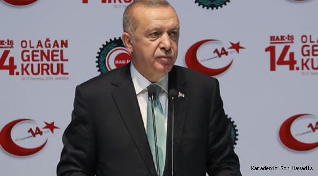 """""""Demokrasimizi ileriye taşıyacak, ekonomimizi daha da güçlendirecek reformları kararlılıkla hayata geçireceğiz"""""""