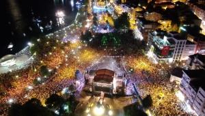 FESTİVAL EREĞLİ'NİN YÜZÜNÜ GÜLDÜRDÜ
