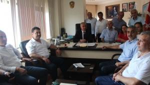GMİS'TEN İL GENEL MECLİSİ'NE ZİYARET
