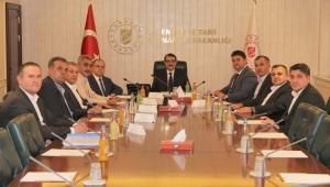 GMİS Yönetimi, Enerji Bakanı Dönmez İle Görüştü