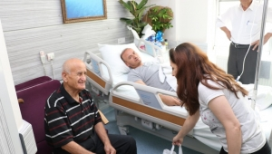 Hastane Ziyaretleri Memnuniyet Kazanıyor