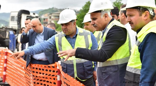 İçme suyu şebekesi 30 milyon euroya yenilenecek