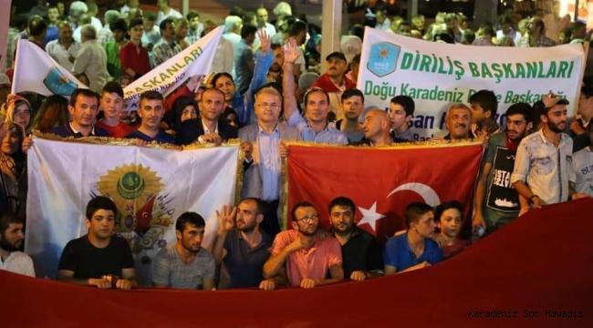 Kansızoğlu'ndan 15 Temmuz açıklaması