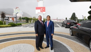 """Kayseri OSB'de """"ENDONEZYA İŞ FORUMU 2019"""" Gerçekleştirildi"""
