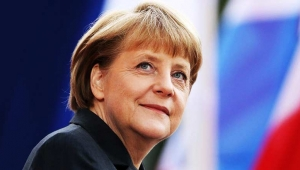 Merkel'in gizemli hastalığına ön tanı konuldu