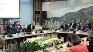 """""""Rekabet gücümüzü artırmak için Balkan ülkeleri olarak ekonomik iş birliğimizi geliştirmeliyiz"""""""