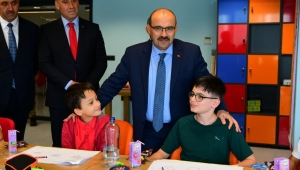 Trabzon DENEYAP Teknoloji Atölyesi İlk Dersine Başladı