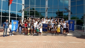 Uluslararası Kısa Dönem Yaz Kampı Devam Ediyor.