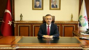 Vali Kemal Çeber halkının gönlünde taht kurdu.