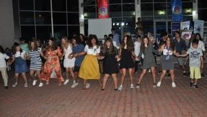 Yaz Kampı Veda Gecesi Kültür Şölenine Dönüştü