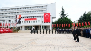 30 Ağustos Zafer Bayramı Trabzon'da Törenlerle Kutlandı