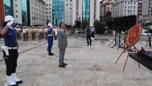 30 Ağustos Zafer Bayramının 97. Yıl Dönümü Rize'de Coşkuyla Kutlandı