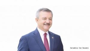 AK Parti Milletvekili Polat Türkmen Kurban Bayramını kutladı